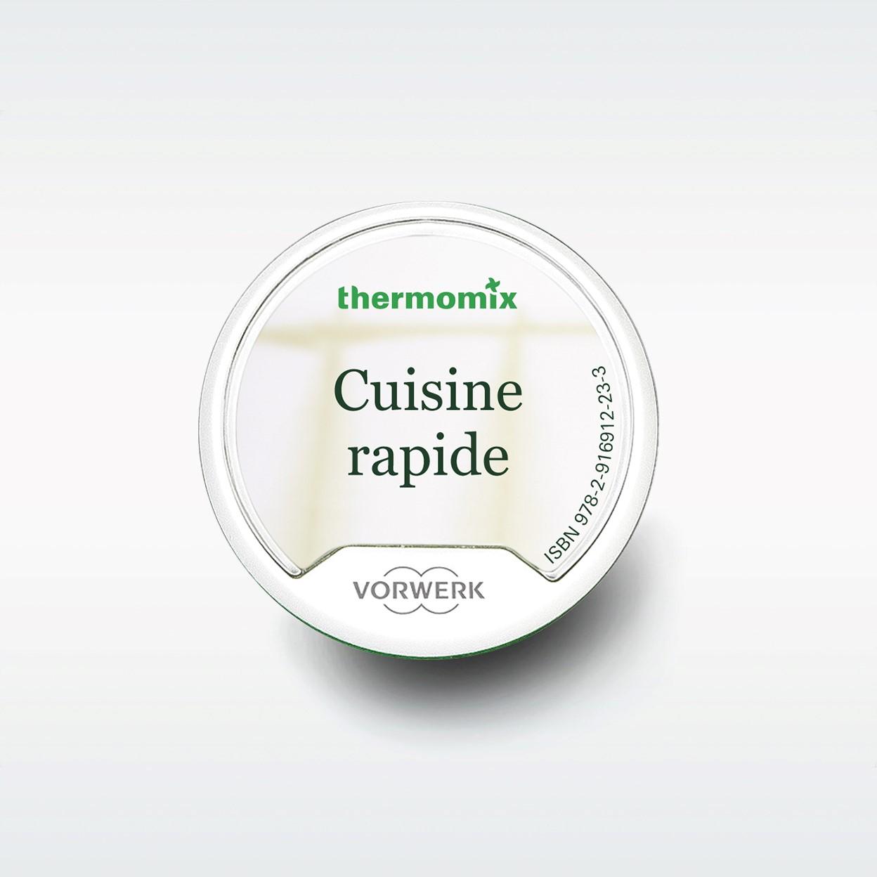 Cuisine rapide cl recettes nobelmix thermomix canada - Livre thermomix cuisine rapide ...